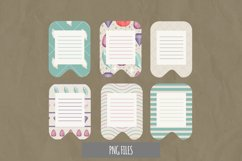 Diamond with Vintage Color Seamless Pattern Journaling Page Product Image 1