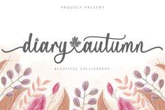Diary Autumn Product Image 1