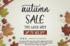 Diary Autumn Product Image 6