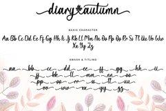 Diary Autumn Product Image 3