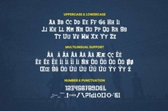 Web Font Dilanda Font Product Image 5