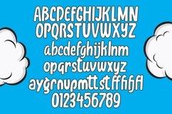 Web Font Dingdong - Funky Font Product Image 5