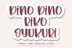 Dino Dino Riko Syukuri Product Image 1