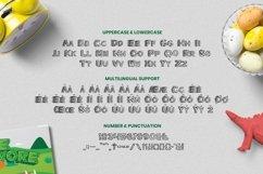 Web Font Dinono Font Product Image 5