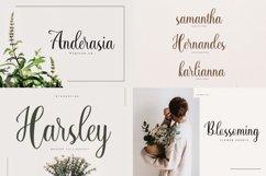 Cursive Font bundle Product Image 6