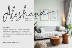 Cherishline Script Font Product Image 5