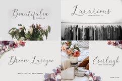 Cursive Font bundle Product Image 4