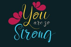 Astrology   A Lovely Handwritten Font Product Image 3