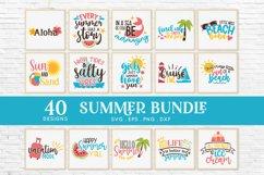Summer svg bundle - Beach svg png eps dxf Product Image 3
