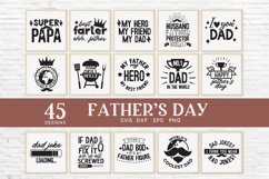 Father's Day svg bundle - Funny Dad Father svg png eps dxf Product Image 2
