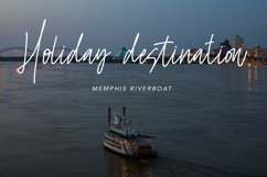 Distance - Cool Signature Font Product Image 6