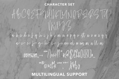 Distance - Cool Signature Font Product Image 5