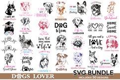 Dogs svg bundle Product Image 1