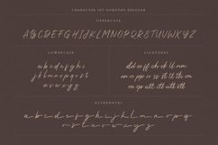 Dorothy Handwritten Script Product Image 2
