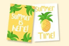 Double Pineapple - Playful Quirky Font Product Image 3
