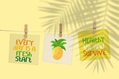 Double Pineapple - Playful Quirky Font Product Image 5