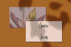 Web Font Downfield - Beauty Handwritten Font Product Image 3