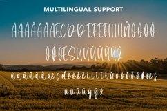 Web Font Downfield - Beauty Handwritten Font Product Image 4