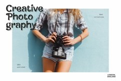 Web Font Dragone Font Product Image 5