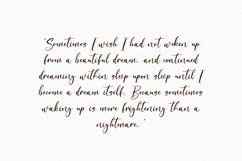 Dreamotions Handwritten Script Font Product Image 2