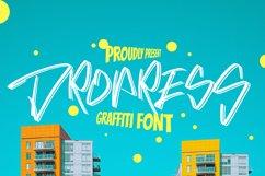 DROPRESS - Graffiti Font Product Image 1