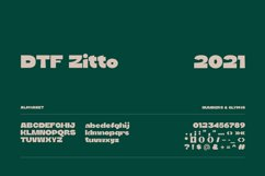 DTF Zitto Product Image 2