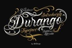 Durango Typeface Product Image 1