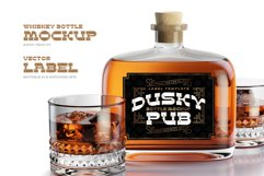 Dusky Pub - Font, Mockup, Label! Product Image 6