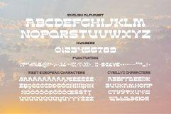 Dusky Slab - vintage font Product Image 4