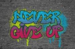 Derans Vandals - Spectacular Graffiti Font Product Image 5