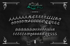 Brightone Vol. 2   Tattoo Lettering Font Product Image 6