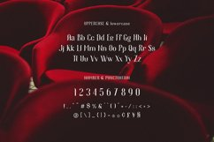Eleanore Typeface Product Image 4