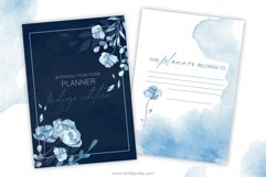Working from home planner Indigo Edition Product Image 5