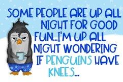 Grumpy Penguin Product Image 3
