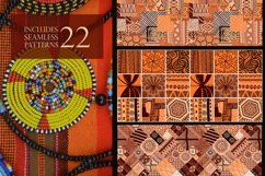 """Ethnic African Patterns and tiles """"Ancestral land"""" Product Image 6"""