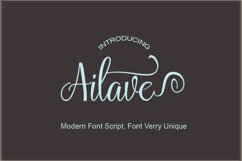 Ailave Product Image 1
