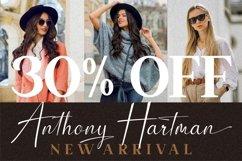 Anthony Hartman - Luxury Signature Font Product Image 7
