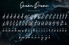 Ocean Dream   Brush Script Font Product Image 3
