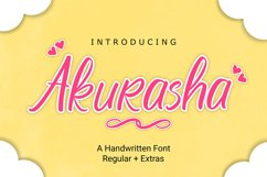 Akurasha - Extras Product Image 1