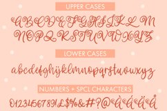 Emma Claire - Curly Script Font Product Image 4