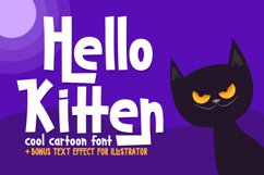 Hello Kitten Product Image 1