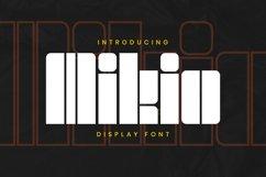 Mikio Font Product Image 1