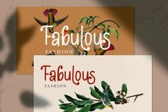 Web Font Kafterina - Fancy Casual Fonts Product Image 6