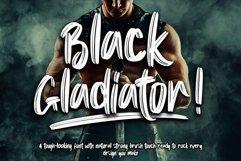 Black Gladiator Product Image 1