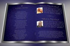 Dignity Funeral Program Template Bundle Publisher Word Product Image 3