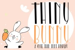 Thiny Bunny Product Image 1