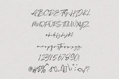 Austin SIgnature Font Product Image 5