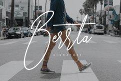 Berrta Typeface Product Image 1