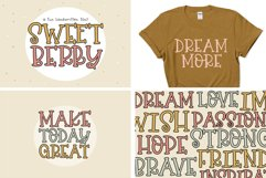 The Sweet Font Bundle - 14 Fun & Quirky Fonts Product Image 4