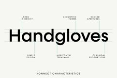 Konnect Font Family Product Image 4